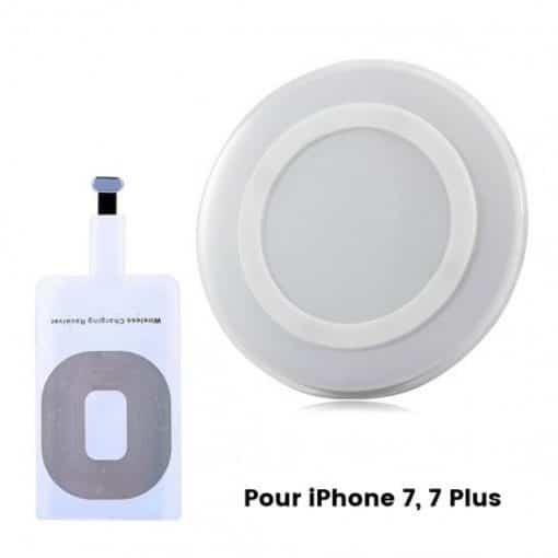 Base + Récepteur pour iPhone 7, 7 Plus image
