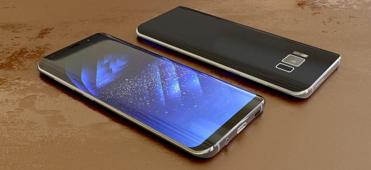 chargeur sans fil pour deux téléphones