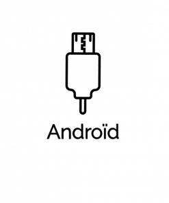Chargeur sans fil Android