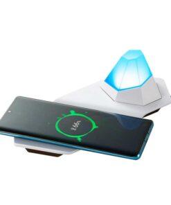 Chargeur induction avec lumière détachable